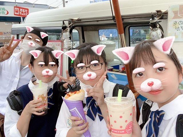 埼玉クレープ・タピオカ移動販売Floretのお客様の声-012